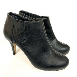 Madden Girl High Heel Ankle Boots 9 Vegan Leather